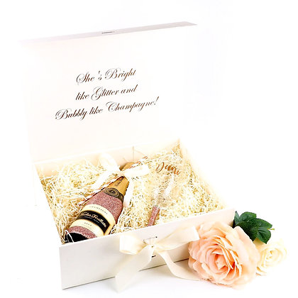 Champagne Deluxe Gift Box Set
