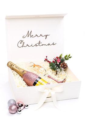 Glitter Prosecco 37.5cl Gift Set