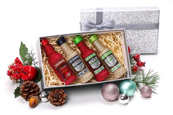Mini Smirnoff Vodka Gift Set