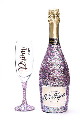 Alcohol Free Prosecco Gift Set Belle & Co