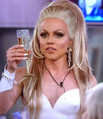 Celebrity Big Brother 2018 Glitz & Chic