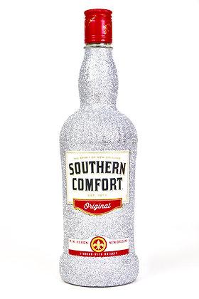 Glitter Southern Comfort Bottle