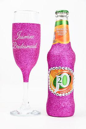 Glitter J20 & Glitter Glass