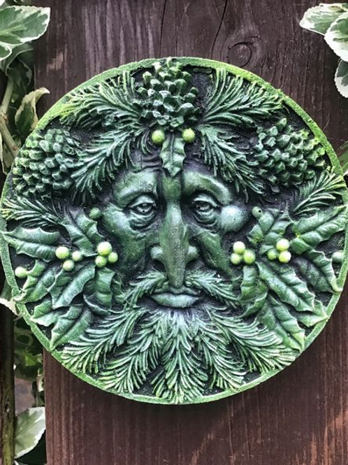 Holly Berry Green Man
