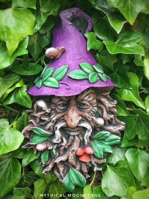 Wizard Green Man