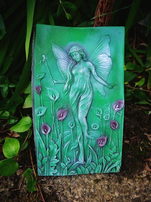 Angel & Lilies