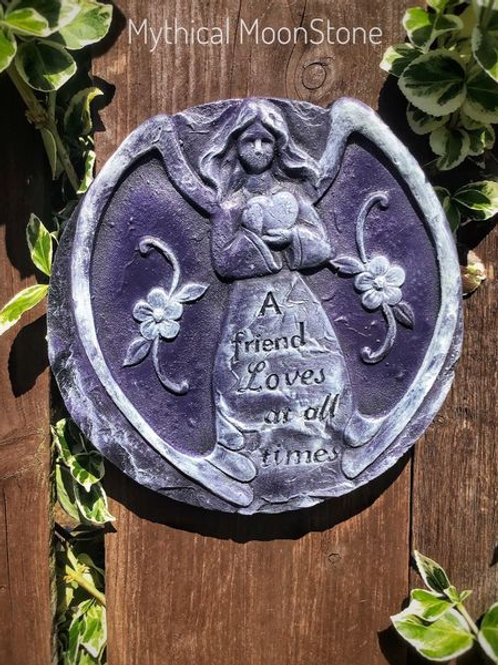 Angel Friend Plaque