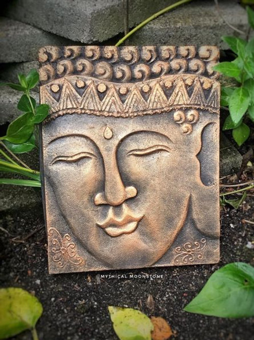 Buddha wall ornament