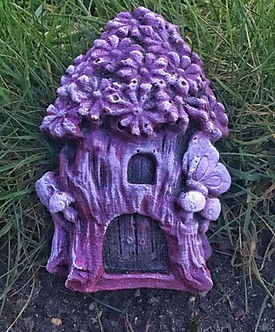 Pink-mythical-garden-ornament-fairy-door