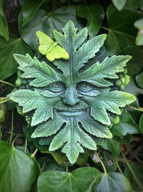 Butterfly Green Man