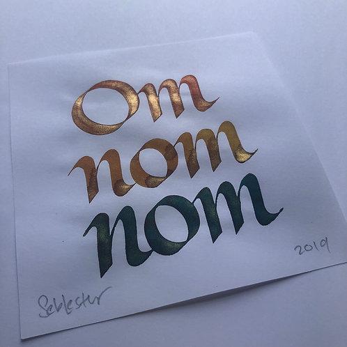 Om nom nom