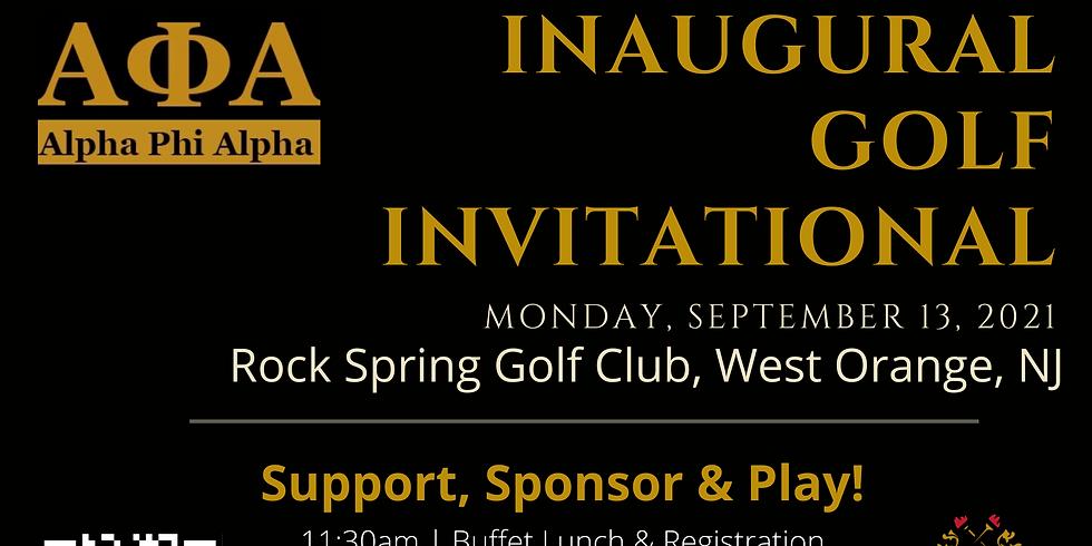 AAL Scholarship & Educational Foundation Inaugural Golf Invitational