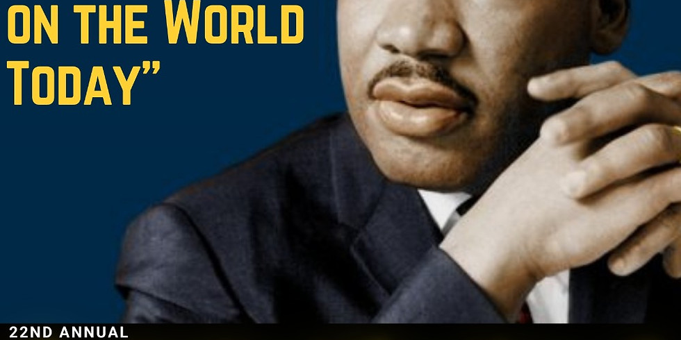 22nd Annual Dr. Martin Luther King Jr. Oratorical Competition
