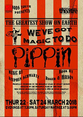 Pippin Musical Poster