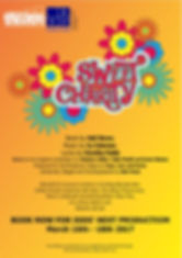 Sweet Charity Musical Poster