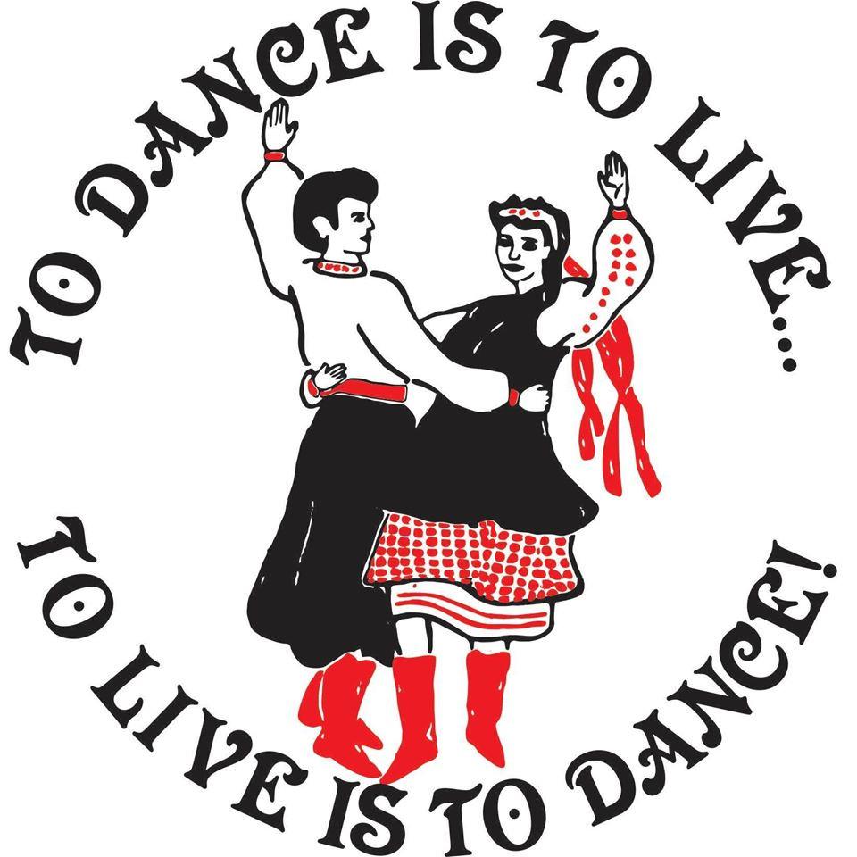 Barveenok Ukrainian Dancers Logo