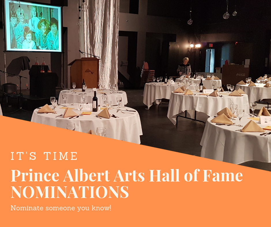 Call for Arts Hall of Fame Nominations