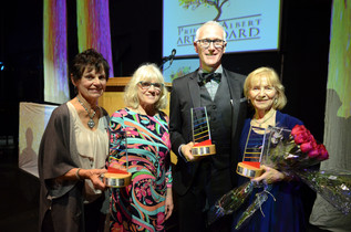 2017 Arts Hall of Fame Inductions