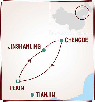 Chine à la carte by asieland