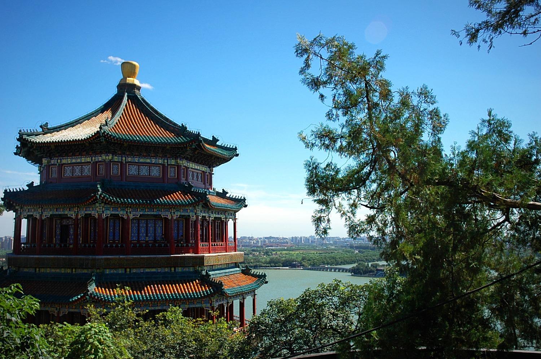Palais été à Pékin