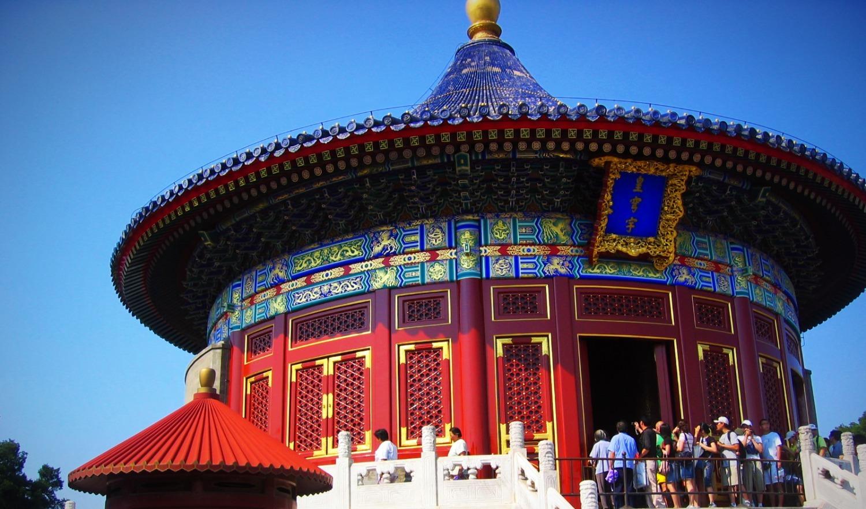 Temple du Ciel à Pékin