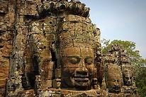 Temple Bayon à Angkor Thom, asie a la carte by asieland