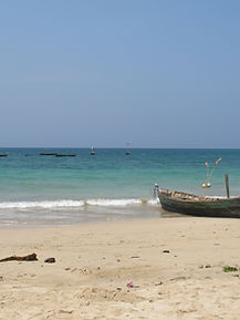 plage de Ngapali, asie a a carte by asieland