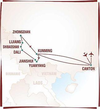 chine à la carte by asieland