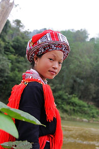 Ethnie à Bach Ha
