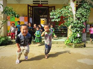 Ecole chez les Hmong