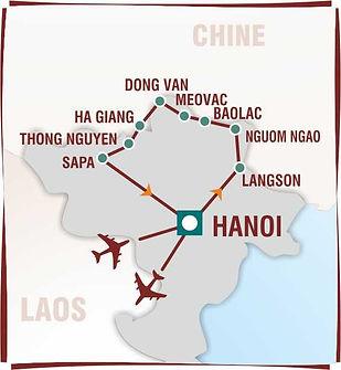 vietnam à la carte by asieland