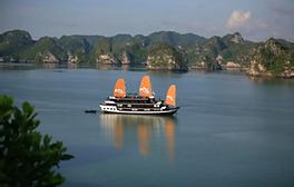 Croisière en jonque, Vietnam à la carte by asieland