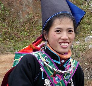 chine à la cate by asieland