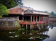 Pavillon du Mausolée de Tu Duc, asie a la carte by asieland