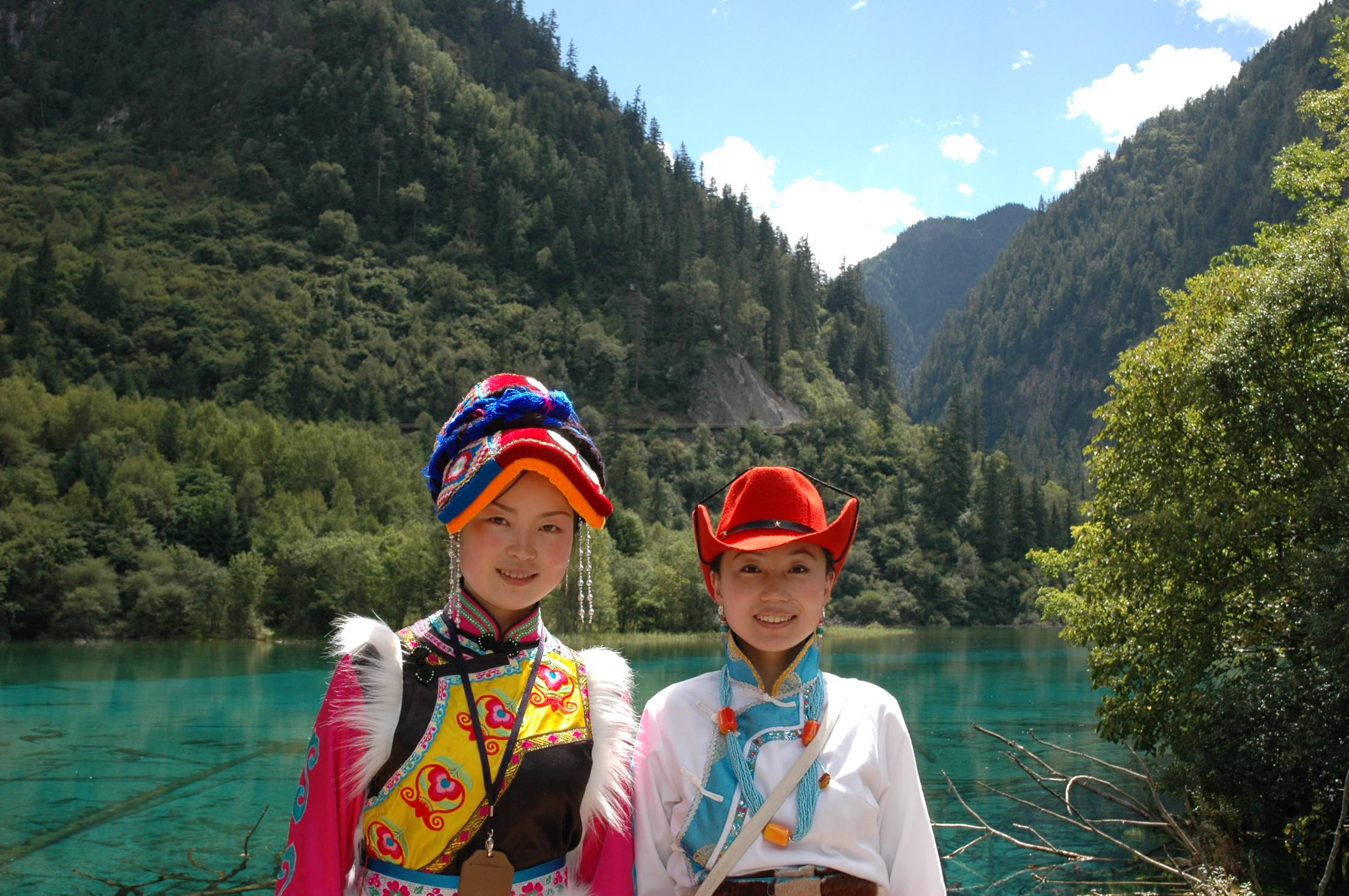 Région de Jiuzhaigou