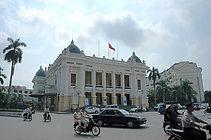 Opéra d'Hanoi, asie a la carte by asieland