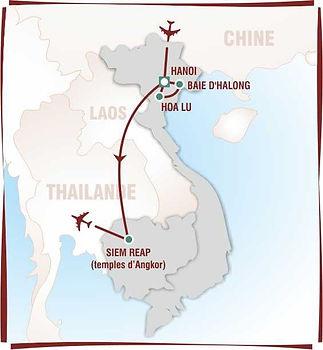 Cambodge à la carte by asieland