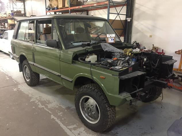 1982 Range Rover