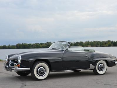 SOLD - 1960 Mercedes 190 SL