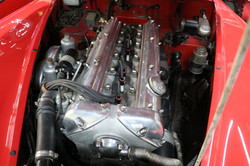 # 22164 1957 Jaguar XK150 Red (48)_preview