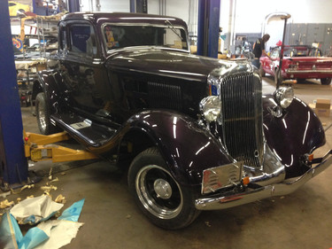 1934 Plymouth
