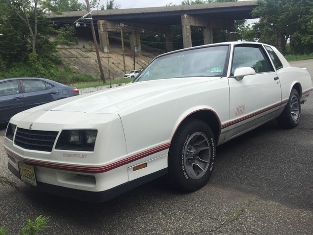 1988 Chevy Monte Carlo SS