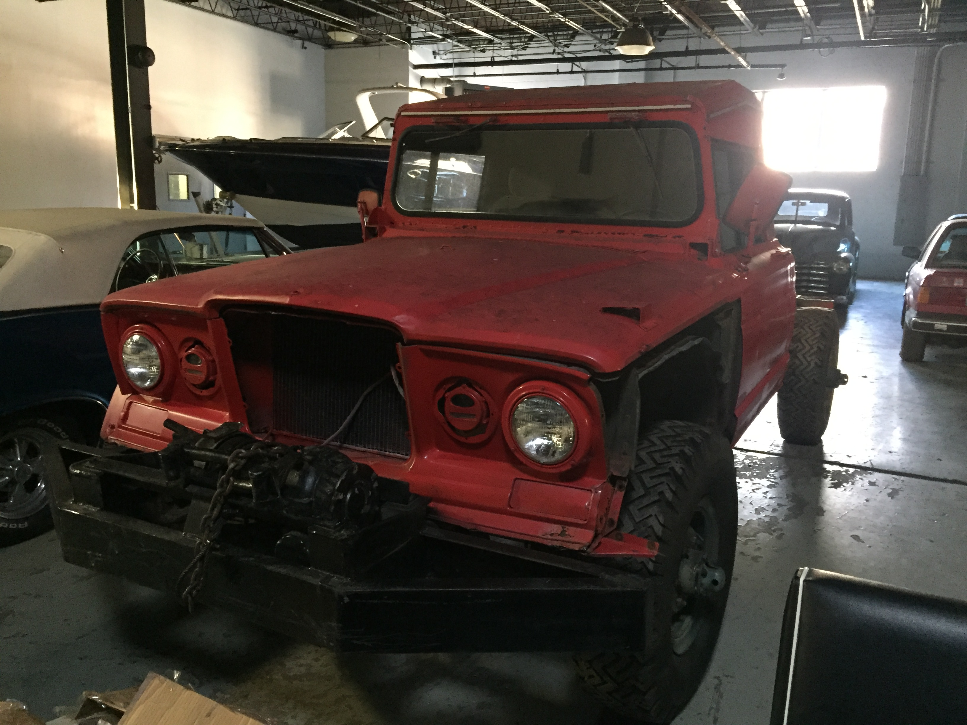 1969 Jeep M715