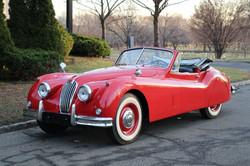 # 22164 1957 Jaguar XK150 Red (21)_preview