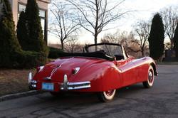 # 22164 1957 Jaguar XK150 Red (9)_preview