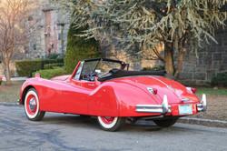 # 22164 1957 Jaguar XK150 Red (19)_preview