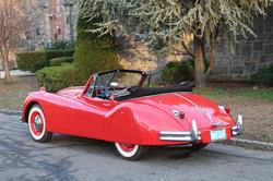 # 22164 1957 Jaguar XK150 Red (18)_preview
