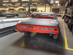Dodge Challenger restoration