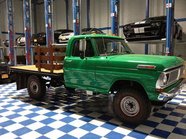 1970 Ford Truck 250