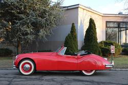 # 22164 1957 Jaguar XK150 Red (20)_preview